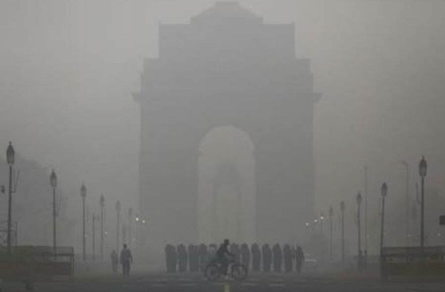 Take pledge to help in reducing air pollution #delhi #smog
